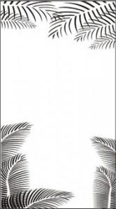 Вариант рисунка для нанесения на стекло, #25982